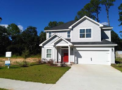 Navarre Single Family Home For Sale: 3185 Heritage Oaks Cir