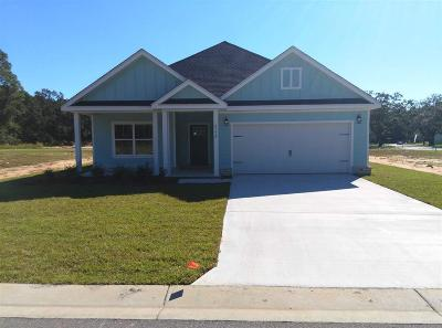Navarre Single Family Home For Sale: 3178 Heritage Oaks Cir