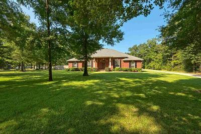 Cantonment Single Family Home For Sale: 2339 Risen Dr