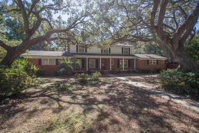 Gulf Breeze Single Family Home For Sale: 7 Cadiz St
