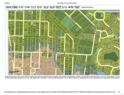 Milton Residential Lots & Land For Sale: Lot 1 Blk 707 De La Rue St