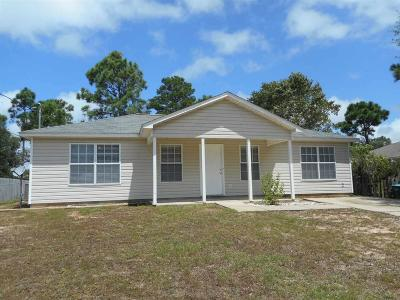 Gulf Breeze Rental For Rent: 5330 Boots Byers Ct