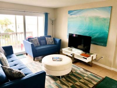 Pensacola Beach Condo/Townhouse For Sale: 1650 Via Deluna Dr #D2