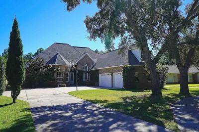 Pensacola Single Family Home For Sale: 5295 Pale Moon Dr