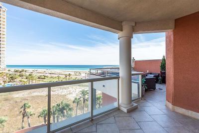 Pensacola Beach Condo/Townhouse For Sale: 5 Portofino Dr #507