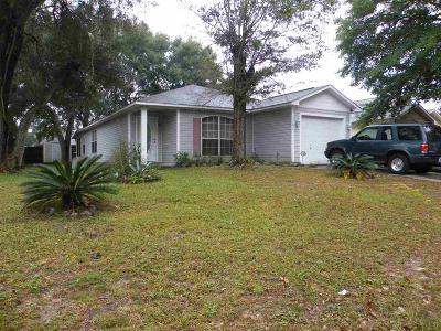 Pensacola Single Family Home For Sale: 2068 Sequoia Cir