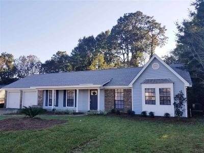Pensacola Single Family Home For Sale: 7812 Woodpointe Dr