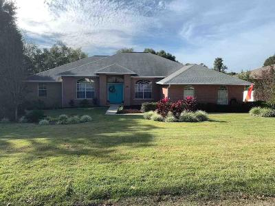 Pensacola Single Family Home For Sale: 9755 Hillview Dr