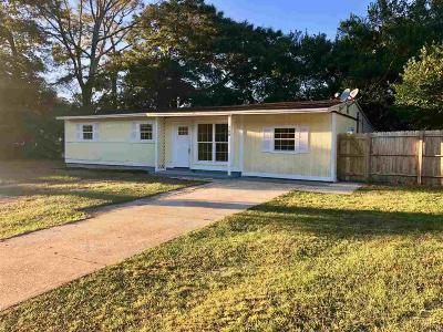 Pensacola Single Family Home For Sale: 708 Fremont Ave