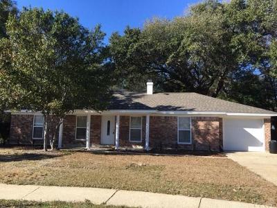 Pensacola Rental For Rent: 4312 Burtonwood Dr