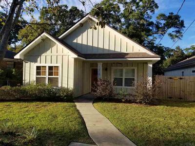 Pensacola Rental For Rent: E 1010 Hatton St