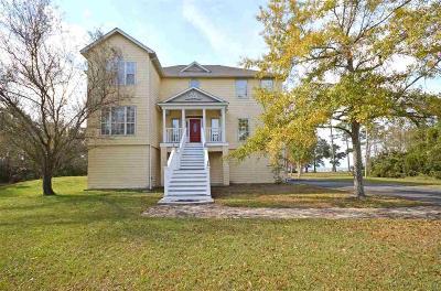 Milton Single Family Home For Sale: 5517 Bay Meadows Dr