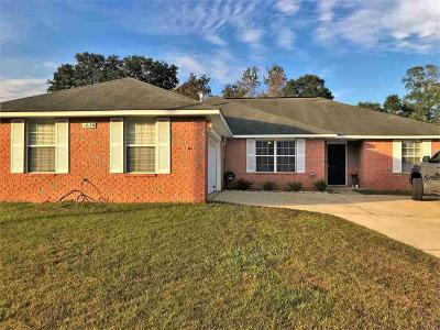 Pensacola Single Family Home For Sale: 1638 Cedrus Ln