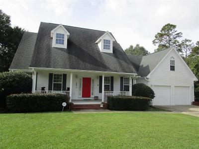 cantonment Single Family Home For Sale: 2752 Ashbury Ln