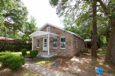Pensacola FL Single Family Home For Sale: $89,900