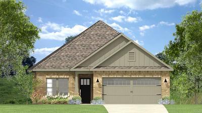 Cantonment Single Family Home For Sale: 424 Pemberton Ln