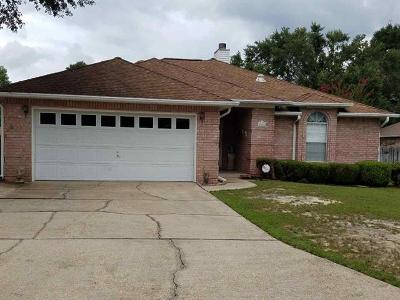 Cantonment Single Family Home For Sale: 1506 Muirfield Dr
