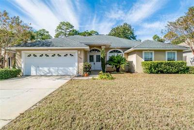 Navarre Single Family Home For Sale: 1795 Sound Hammock Dr