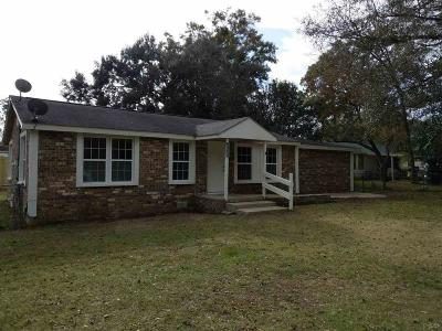 Single Family Home For Sale: 9101 Mobile Hwy