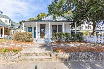 Pensacola Single Family Home For Sale: W 4 Gadsden St