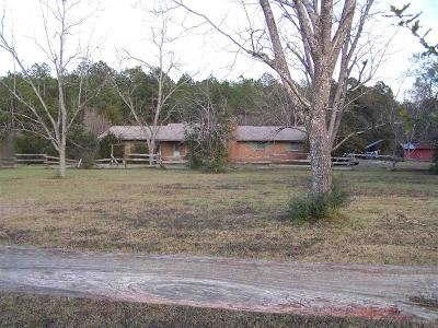 cantonment Single Family Home For Sale: 2080 Hwy 297 A
