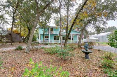 Gulf Breeze Single Family Home For Sale: 4641 Hickory Shores Blvd