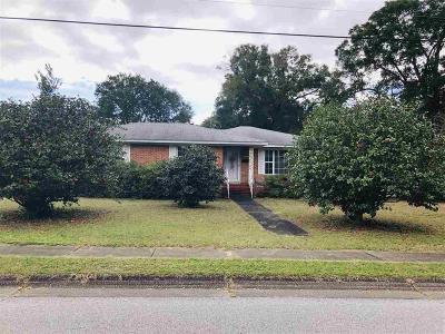 Pensacola Single Family Home For Sale: E 2909 Lee St