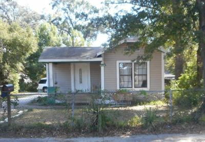 Pensacola FL Single Family Home For Sale: $65,000
