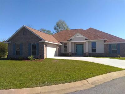 Pensacola Single Family Home For Sale: 7423 Harvest Moon Ct