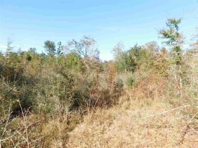Pace Residential Lots & Land For Sale: Lor 4s Ten Mile Rd
