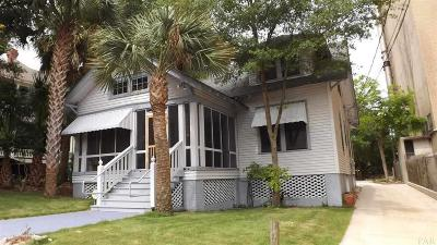 Pensacola Single Family Home For Sale: N 416 Baylen St