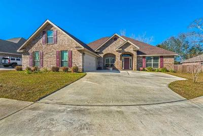 Pensacola Single Family Home For Sale: 6260 Saufley Pines Rd