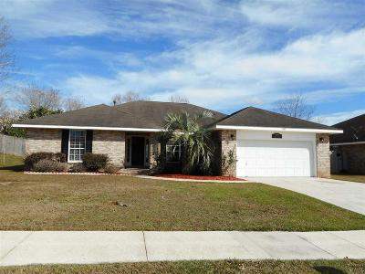 Cantonment Single Family Home For Sale: 1990 Joshua Dr