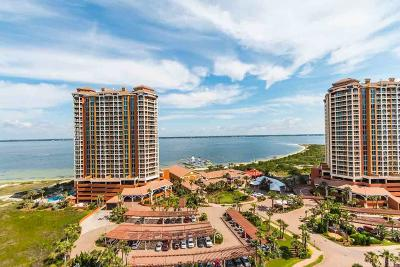 Pensacola Beach Condo/Townhouse For Sale: 1 Portofino Dr #1304
