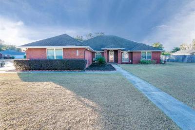 Milton Single Family Home For Sale: 6025 Paige Pointe Dr