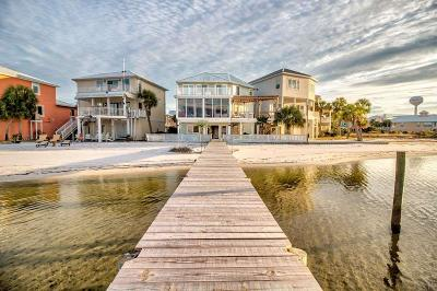Navarre Beach Single Family Home For Sale: 1444 Homeport Dr