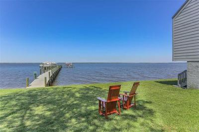 Pensacola Condo/Townhouse For Sale: 8680 Scenic Hwy #5