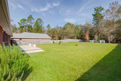 Cantonment Single Family Home For Sale: S 350 Hwy 97