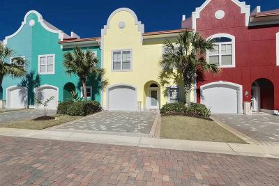 Pensacola Condo/Townhouse For Sale: 13932 Playa Way
