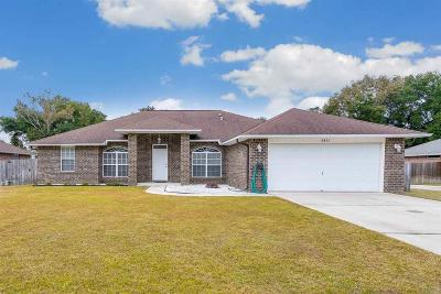 Pensacola Single Family Home For Sale: 8471 Ferlon Ave