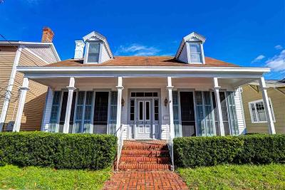 Pensacola Single Family Home For Sale: N 218 Spring St