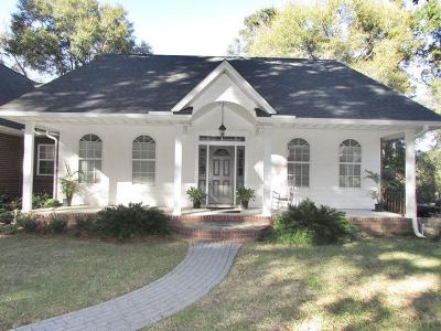 Milton Single Family Home For Sale: 5764 Mill Pond Ln