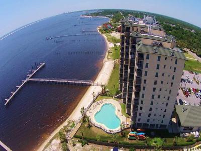 Pensacola Condo/Townhouse For Sale: 10335 Gulf Beach Hwy #1102