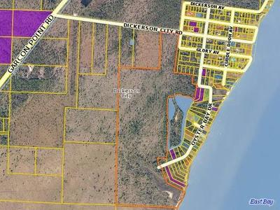 Milton Residential Lots & Land For Sale: Dickerson City Rd