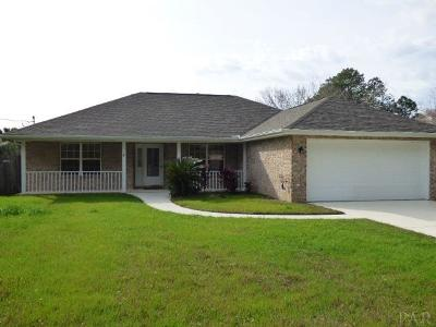 Pensacola Single Family Home For Sale: 5435 Japonica Ave