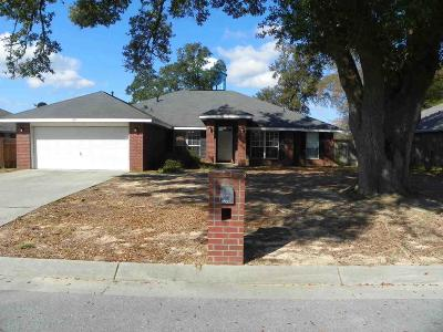 Pace Single Family Home For Sale: 5339 Willow Oak Dr