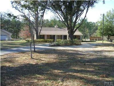 Cantonment Rental For Rent: 1913 Filly Rd