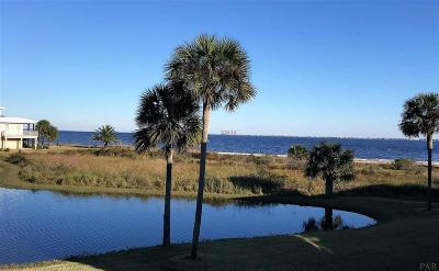 Gulf Breeze Condo/Townhouse For Sale: 200 Pensacola Beach Rd #B-4