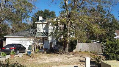 Pensacola Single Family Home For Sale: 9188 Stillbridge Ln