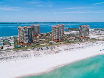 Pensacola Beach Condo/Townhouse For Sale: 1 Portofino Dr #1901